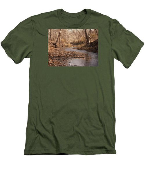 Creek Men's T-Shirt (Athletic Fit)