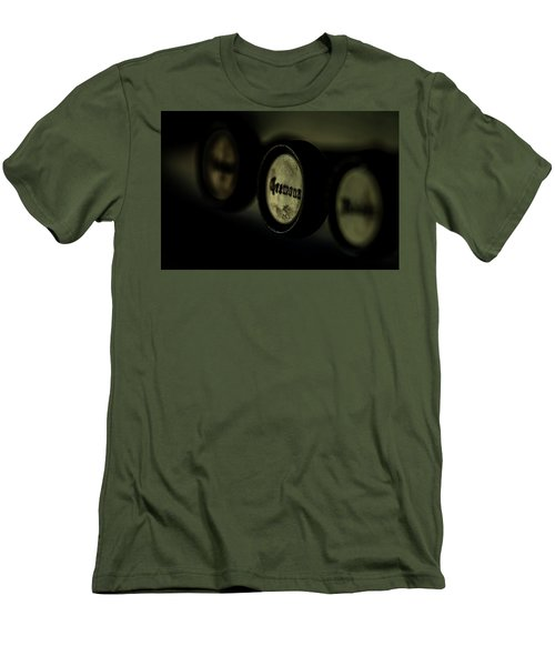 Men's T-Shirt (Slim Fit) featuring the photograph Cremona by Jay Stockhaus