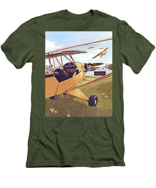 Cubbin' Men's T-Shirt (Athletic Fit)