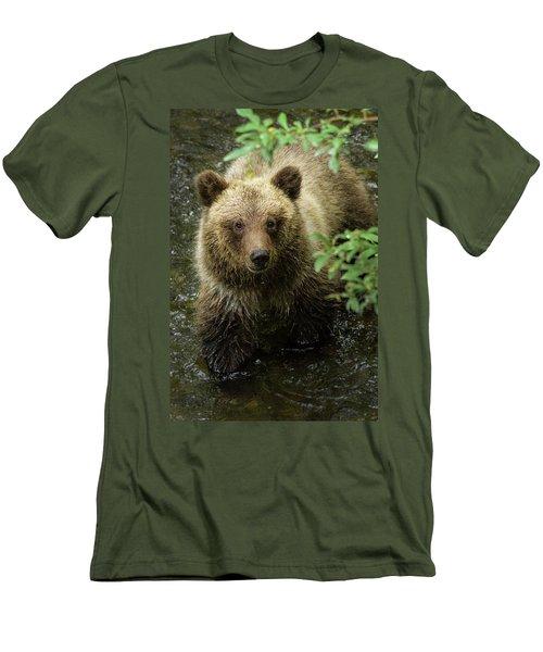 Cubby Men's T-Shirt (Athletic Fit)