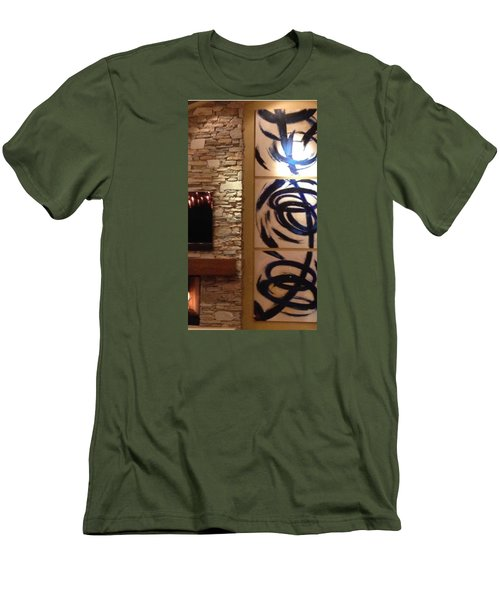 Custom Men's T-Shirt (Athletic Fit)