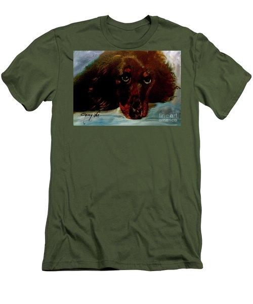Dachshund Men's T-Shirt (Athletic Fit)