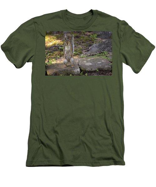 Daddy Jr Men's T-Shirt (Athletic Fit)