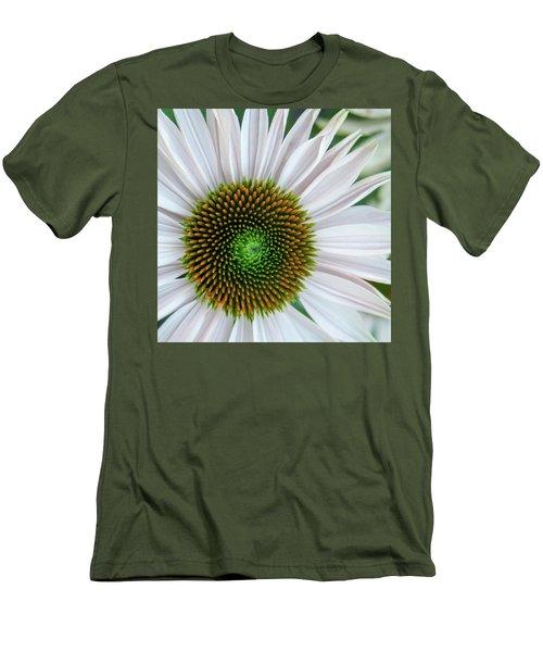 Daisy Center Men's T-Shirt (Athletic Fit)