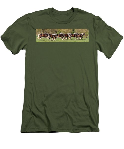Dance Of The Gypsy Men's T-Shirt (Athletic Fit)