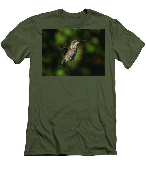 Dancing On Air Men's T-Shirt (Athletic Fit)