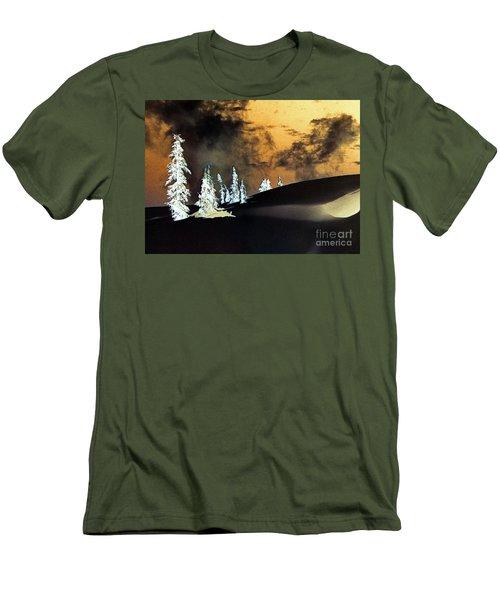 Dark Winter Men's T-Shirt (Athletic Fit)