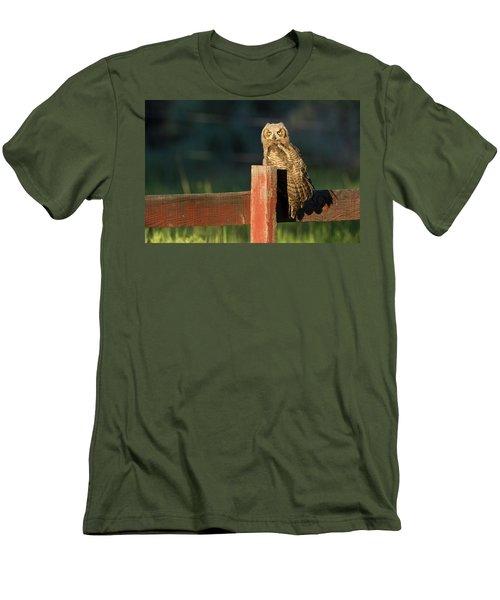Day Walker Men's T-Shirt (Athletic Fit)
