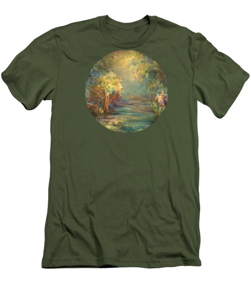 Daydream Men's T-Shirt (Slim Fit) by Mary Wolf