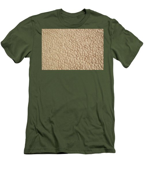 Death Valley Mud Men's T-Shirt (Slim Fit) by Breck Bartholomew