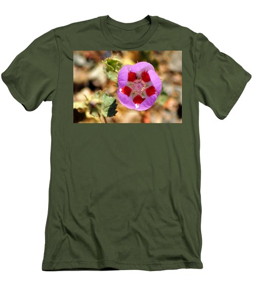 Death Valley Superbloom 504 Men's T-Shirt (Slim Fit) by Daniel Woodrum