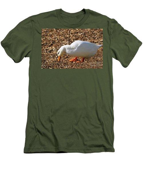 Decorative Duck Series C5717 Men's T-Shirt (Athletic Fit)