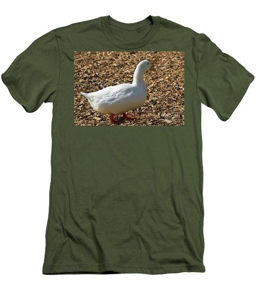 Decorative Duck Series D5717 Men's T-Shirt (Athletic Fit)