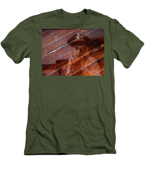 Deep Thought Men's T-Shirt (Athletic Fit)