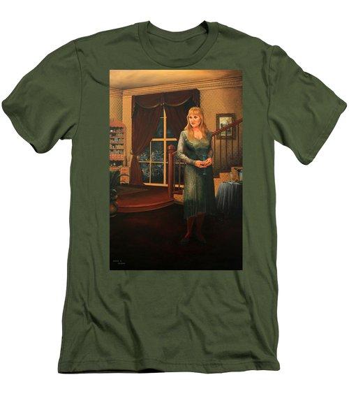 Delaina Men's T-Shirt (Athletic Fit)