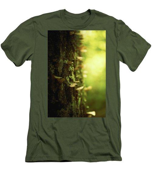 Delicate Touches Men's T-Shirt (Athletic Fit)