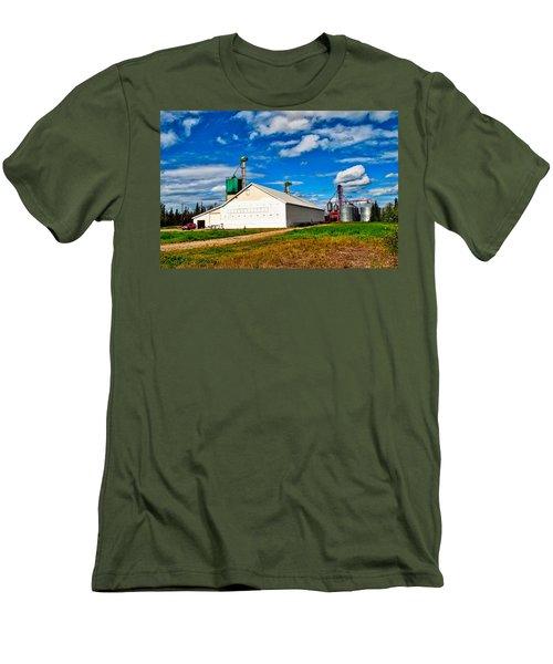 Delta Farmers Co Op Men's T-Shirt (Athletic Fit)