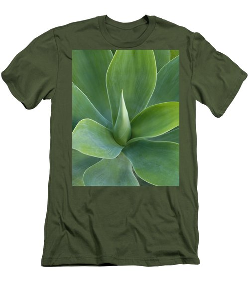 Desert Rose Men's T-Shirt (Athletic Fit)