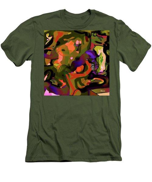 Destiny Men's T-Shirt (Slim Fit) by Robert Henne