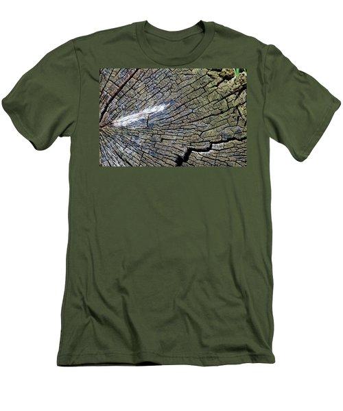 Deterioration Men's T-Shirt (Athletic Fit)