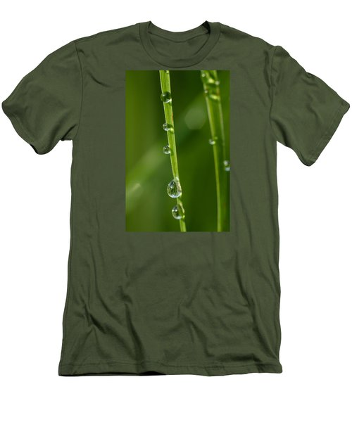 dew Men's T-Shirt (Athletic Fit)