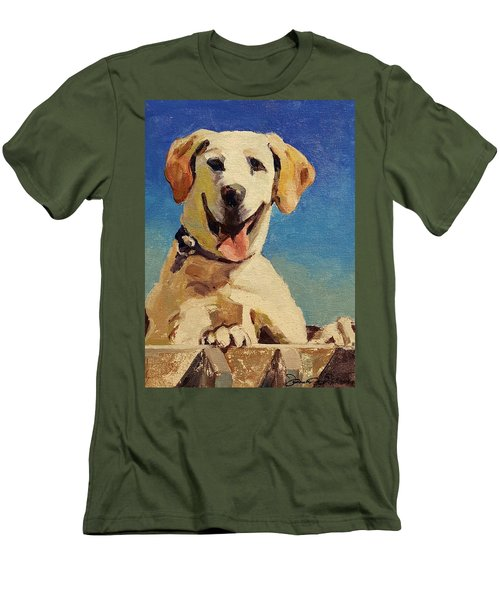 Did Someone Say Treat? Men's T-Shirt (Athletic Fit)