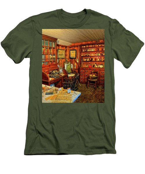 Doctors Office Men's T-Shirt (Athletic Fit)