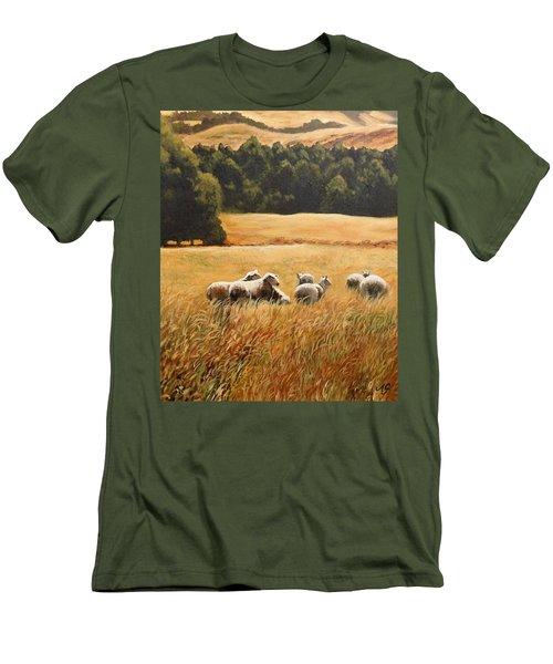 Golden Fleece Men's T-Shirt (Athletic Fit)