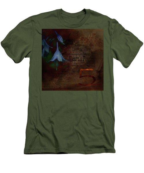 Door 5 Men's T-Shirt (Slim Fit)