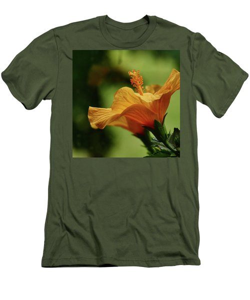 Double Grace Men's T-Shirt (Slim Fit) by Evelyn Tambour