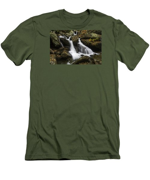Downhill Flow Men's T-Shirt (Athletic Fit)