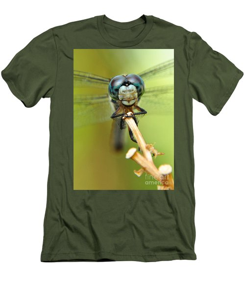 Dragonfly Men's T-Shirt (Athletic Fit)