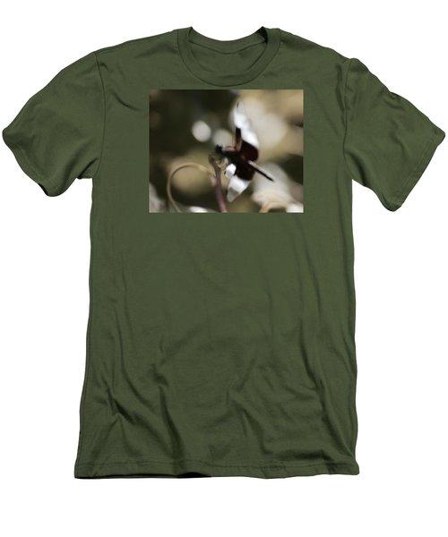 Dragonlights Men's T-Shirt (Slim Fit) by Tim Good