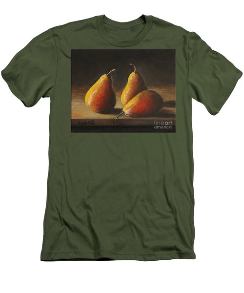 Dramatic Pears Men's T-Shirt (Athletic Fit)
