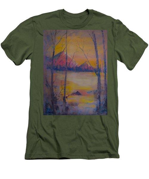 Dream Haze Men's T-Shirt (Athletic Fit)