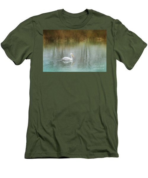 Dreamy Solitude Men's T-Shirt (Athletic Fit)