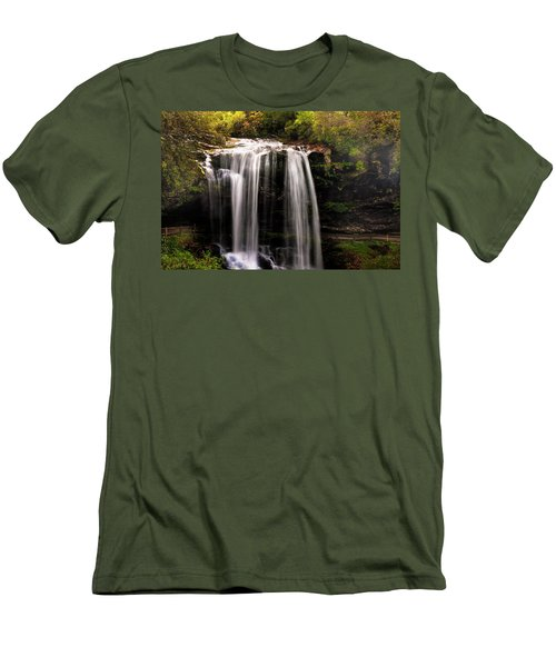 Dry Falls Men's T-Shirt (Athletic Fit)