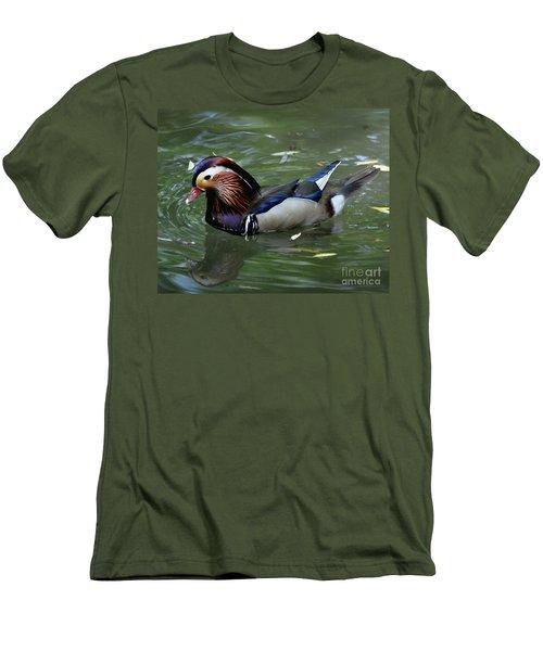Duck Soup Men's T-Shirt (Slim Fit) by Diane E Berry