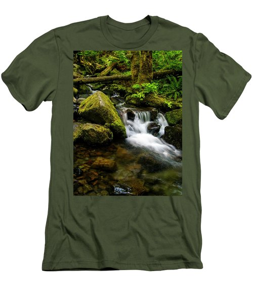 Eagle Creek Cascade Men's T-Shirt (Athletic Fit)