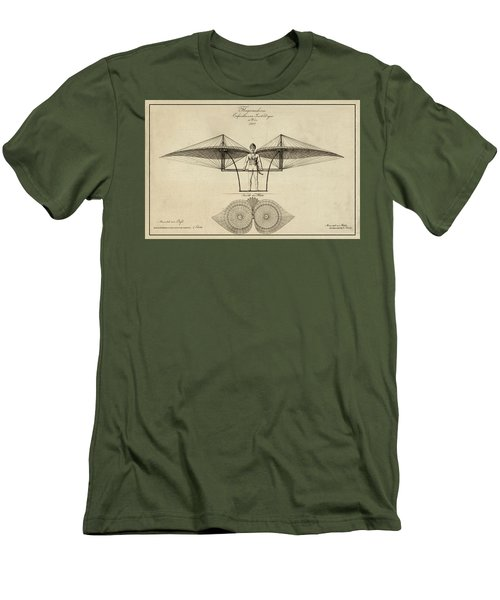 Early Flight Men's T-Shirt (Athletic Fit)