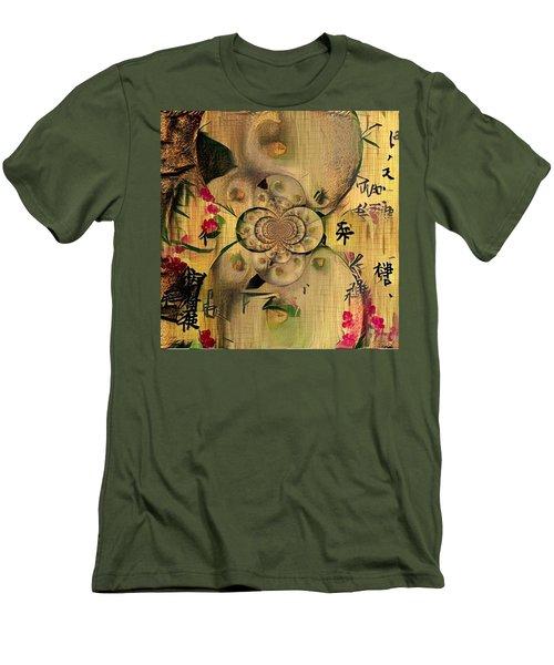 Eastern Motif Men's T-Shirt (Athletic Fit)
