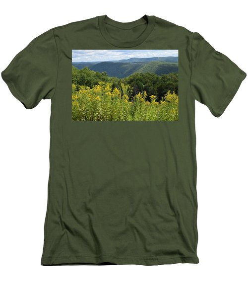 Eastern Summit 4 Men's T-Shirt (Athletic Fit)