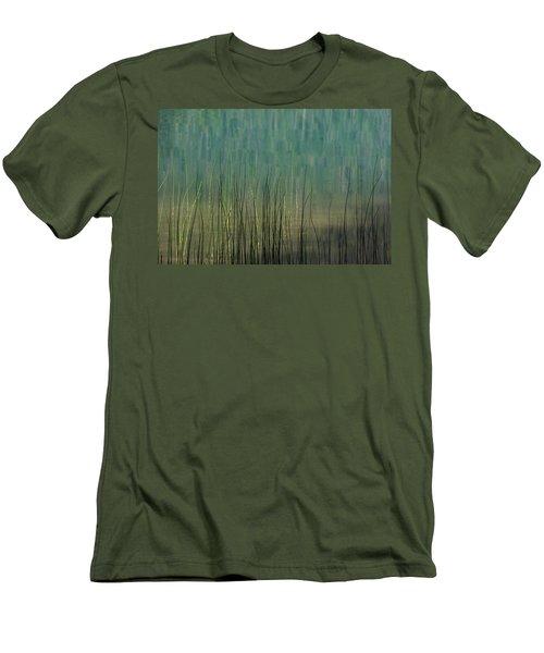 Edge Of The Lake - 365-262 Men's T-Shirt (Slim Fit)