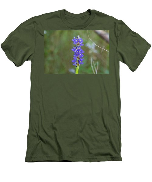 Edible Pickerel Weed Men's T-Shirt (Athletic Fit)