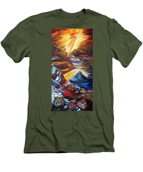 El Dorado Men's T-Shirt (Athletic Fit)