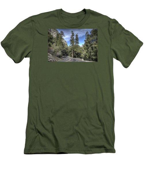 El Portal Men's T-Shirt (Athletic Fit)