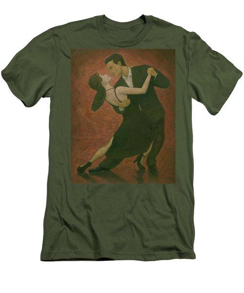 El Tango Men's T-Shirt (Athletic Fit)