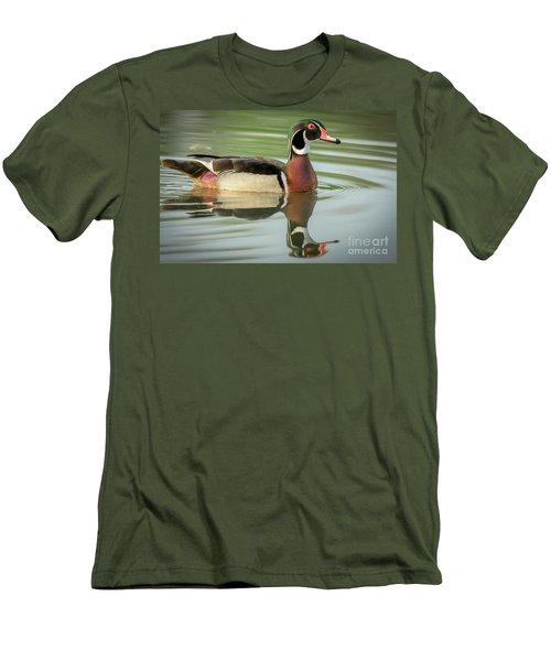 Eligible Bachelor Men's T-Shirt (Athletic Fit)