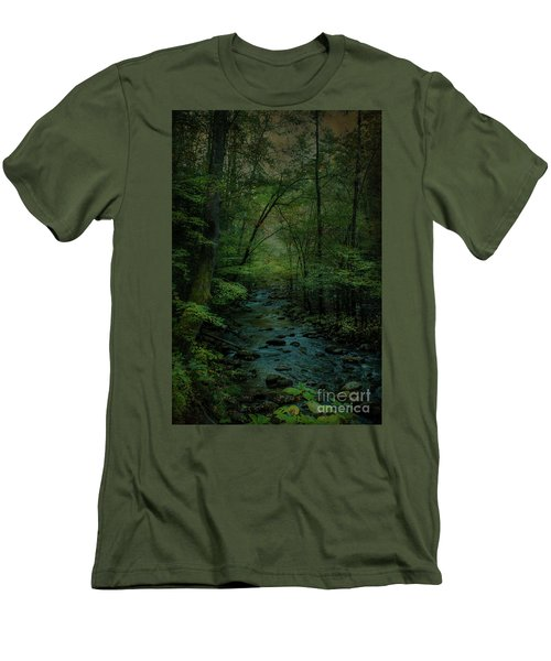 Emerald Creek Men's T-Shirt (Athletic Fit)