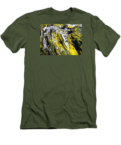 Emphasis Men's T-Shirt (Slim Fit) by Ralph White